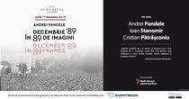 """""""Decembrie '89 în 89 de imagini"""", de Andrei Pandele"""