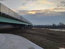 Podul peste Mures de pe A1