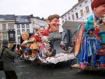 ​Carnavalul din Aalst (Alost)