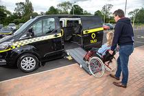 Taxi pentru persoane cu dizabilitati in UK