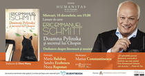 """""""Doamna Pylinska și secretul lui Chopin, de Eric–Emmanuel Schmitt"""