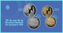 Moneda - 30 de ani de la Revolutie