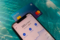 Revolut aplicatie card