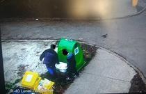 amenda pentru vasul de toaleta aruncat la gunoi