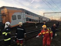 Accident tren Ploiesti 2