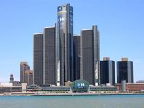 Renaissance Center, Sediul General Motors din Detroit