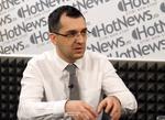 Vlad Voiculescu in studioul HotNews.ro