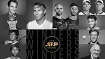 Castigatorii premiilor ATP in 2019