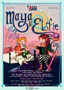 Maya si Elfie, premiera