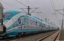 Tren Siemens Velaro la Arad