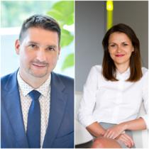 Ciprian Gavriliu și Laura Saraev