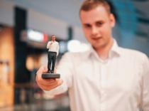 Statuetele 3D de la Minimizer