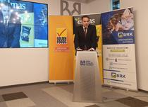 Konstantinos Mitzalis, CEO al Golden Foods Snacks