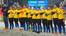 Romania, argint la CE de rugby pe zapada