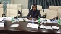 Ciad - Abdelkerim, inginer din capitala țării, N'Djamena