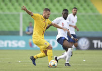 Puscas, in meciul cu Anglia la Euro 2019 U21