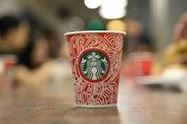 Băuturile de Crăciun Starbucks