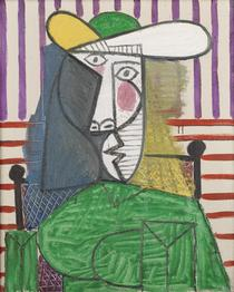 Bust de femeie, Picasso (Tate Modern-sursa foto)