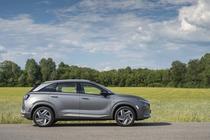 Masina pe hidrogen Hyundai NEXO