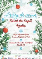 'Peisaj de iarnă' cu Corul de Copii Radio