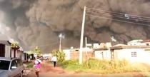 Incendiu in Nigeria