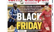 Titlul neinspirat al celor de la Corriere dello Sport