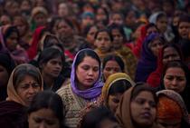 Rugaciune pentru victima unui viol, India