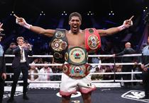 Anthony Joshua, campion mondial la categoria grea