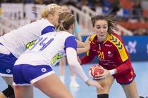 Elena Dache, in meciul cu Rusia