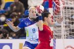Cristina Neagu, in meciul cu Rusia