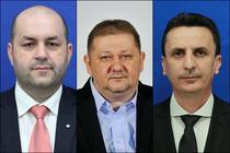Dorel Caprar, Ioan Chisalita si Florin Tripa