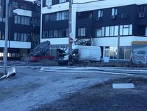 Explozie in Galati