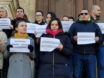 magistratii romani, solidari cu cei din Polonia