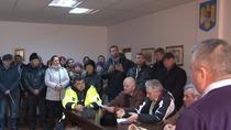 Localnicii din Ioneasa, revoltati