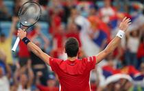 Novak Djokovic, inca o data decisiv pentru Serbia