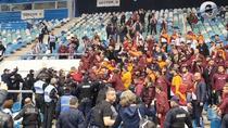 Scandal între suporteri la meciul de handbal feminin dintre SCM Craiova şi Rapid Bucureşti