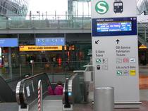 Statie aeroportul din Munchen