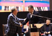 Marcel Ciolacu și Paul Stănescu