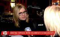Cristina Topescu - interviu TVR
