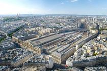Cum va arata zona Gare du Nord, Paris