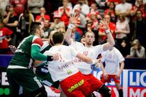 Danemarca vs Ungaria, la CE Handbal masculin