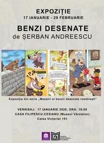 Benzi Desenate de Șerban Andreescu