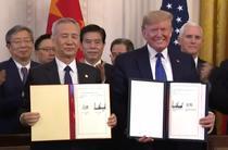 Acord comercial SUA China