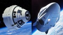 Starliner si Crew Dragon