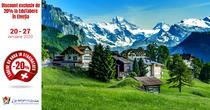 Swiss Week va avea loc în perioada 20-27 ianuarie