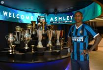 Ashley Young va juca pentru Inter Milano