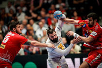 Spania vs Austria, la CE Handbal masculin