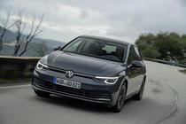 Test Drive Volkswagen Golf 8