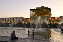 Isfahan, Iran- Piața Centrală