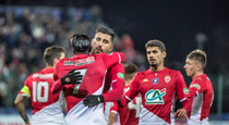 AS Monaco, in optimile Cupei Frantei